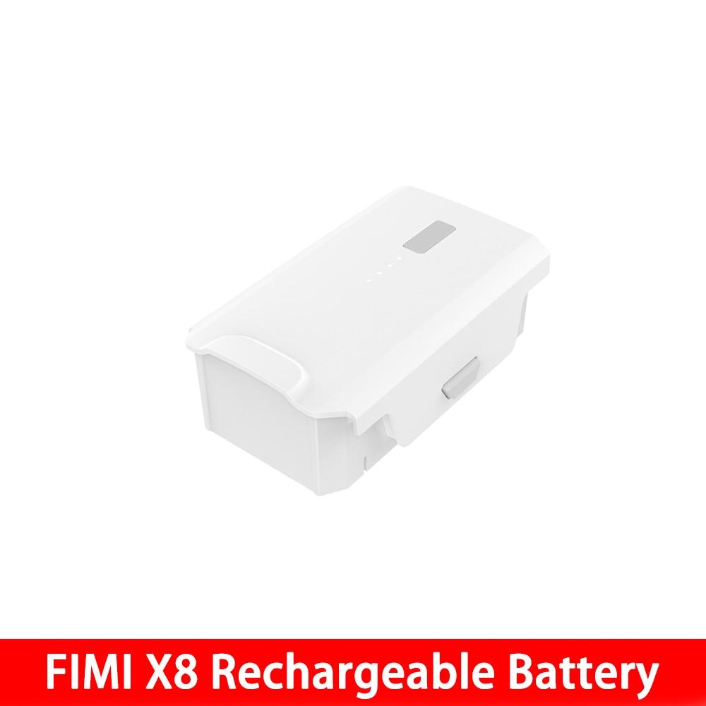 In Stock Xiaomi FIMI X8 SE RC Quadcopter Spare Parts 11.4V 4500mAh Rechargeable Lipo BatteryIn Stock Xiaomi FIMI X8 SE RC Quadcopter Spare Parts 11.4V 4500mAh Rechargeable Lipo Battery