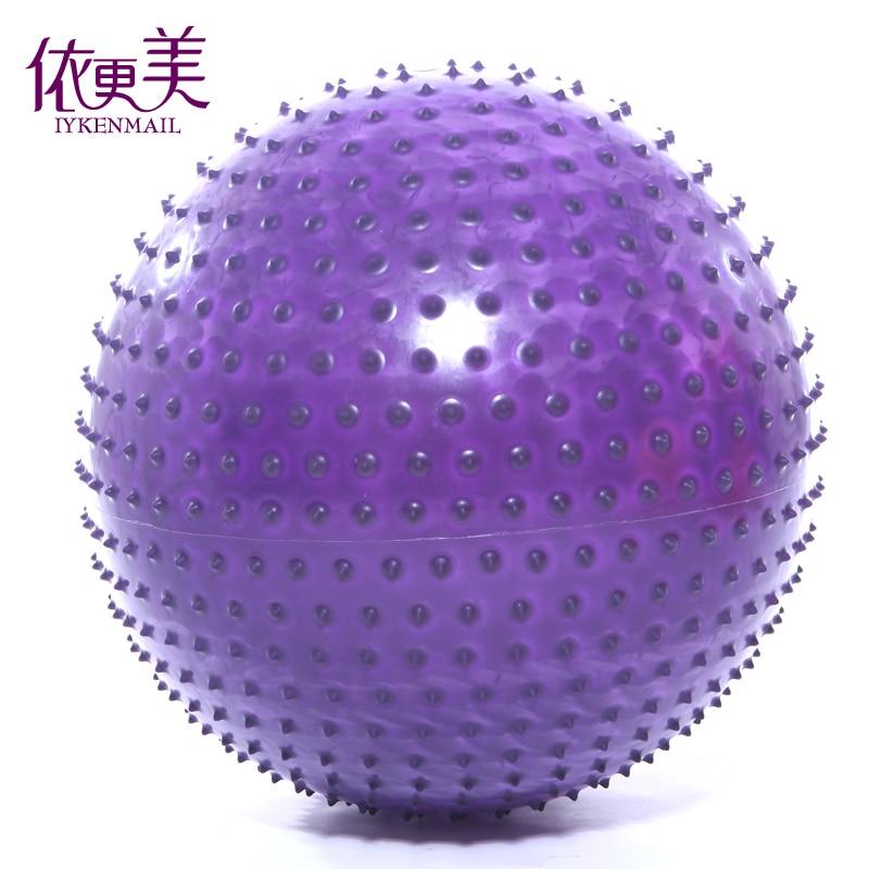 Tragbare yoga-65 cm fitness-ball yoga ball explosionsgeschützte verdickungart