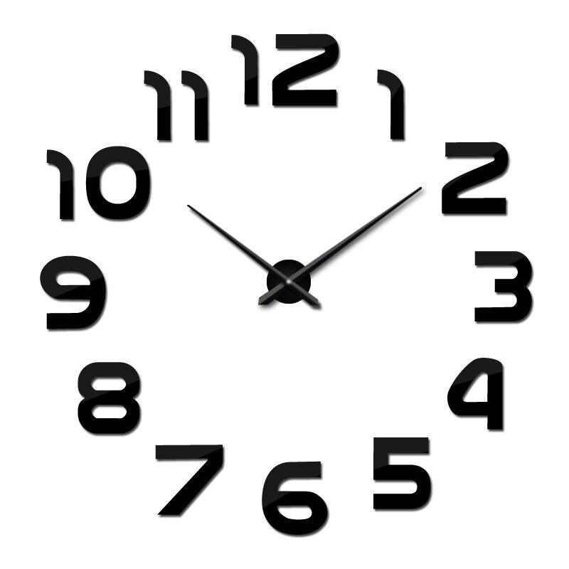 Πραγματικό νέο 2019 περιορισμένο ρολόι - Διακόσμηση σπιτιού - Φωτογραφία 3