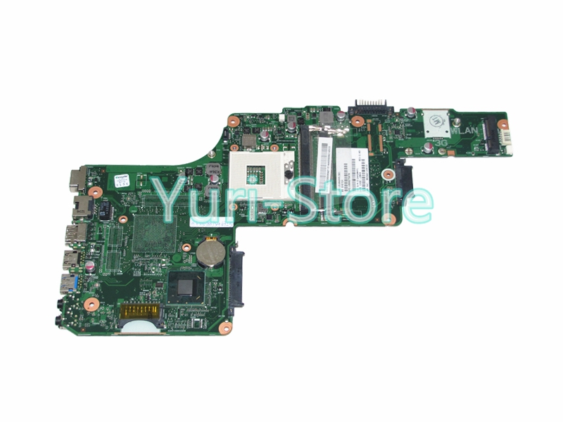 NOKOTION Laptop Motherboard for Toshiba Satellite S855 C855 PN 1310A2491321 SPS V000275070 HM77 DDR3 Mainboard nokotion for toshiba satellite c850 laptop motherboard 15 6 hm77 hd4000 graphics ddr3 h000052700 mainboard