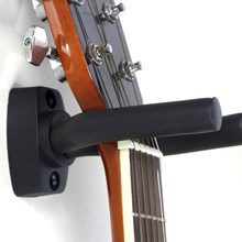 Support de crochet de guitare Durable Support de guitare Support de guitare mural crochet de suspension pour guitares accessoires d'instruments de cordes ukulélé basse(China)