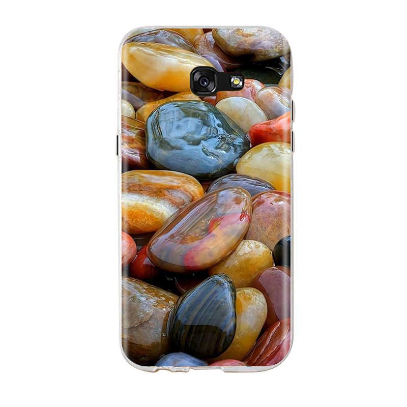 Samsung kılıfı Galaxy A8 2018 A5 A3 2016 A5 2017 kılıf kapak silikon Fundas Samsung Galaxy A5 A3 2016 kapak kılıf TPU Coque