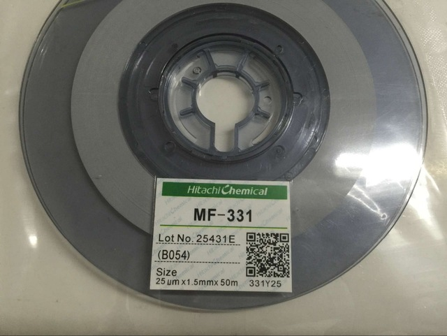 Original MF-331acf W1.2mm L50m 1.2MM*50M ACF Conductive Film Anisotropic Film Adhesive For Lcd Repair On FPC To PCB