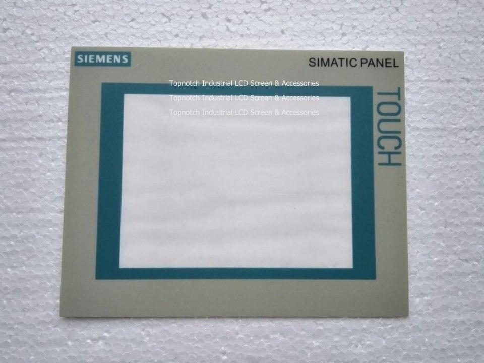 6AV6 642-0AA11-0AX0 écran Tactile Panel for 6AV6642-0AA11-0AX0 TP177 avec Overlay