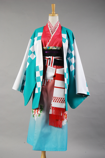 Ao no Blue Exorcist Shiemi Moriyama Cosplay Costume