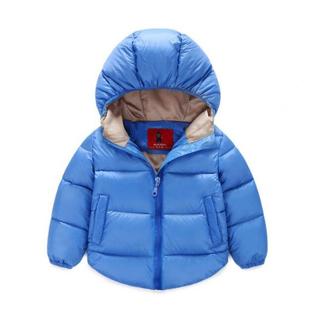 7-24months Winter Newborn Baby Snowsuit Baby Kids Boy Girl Warm Overall Cotton Coats and Jackets Outerwear Clothes New Hot