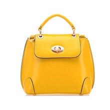 Ladylike font b Handbag b font 2016 New Fashion Bucket Bag Flap Twist Lock Small Bag