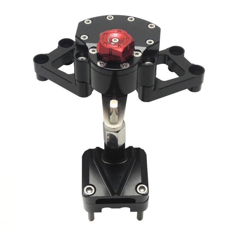 For KAWASAKI Motorcycle Parts Steering Damper For KAWASAKI EX250/NINJA 250R/NINJA 300 2008-2015 13 14 15 after market