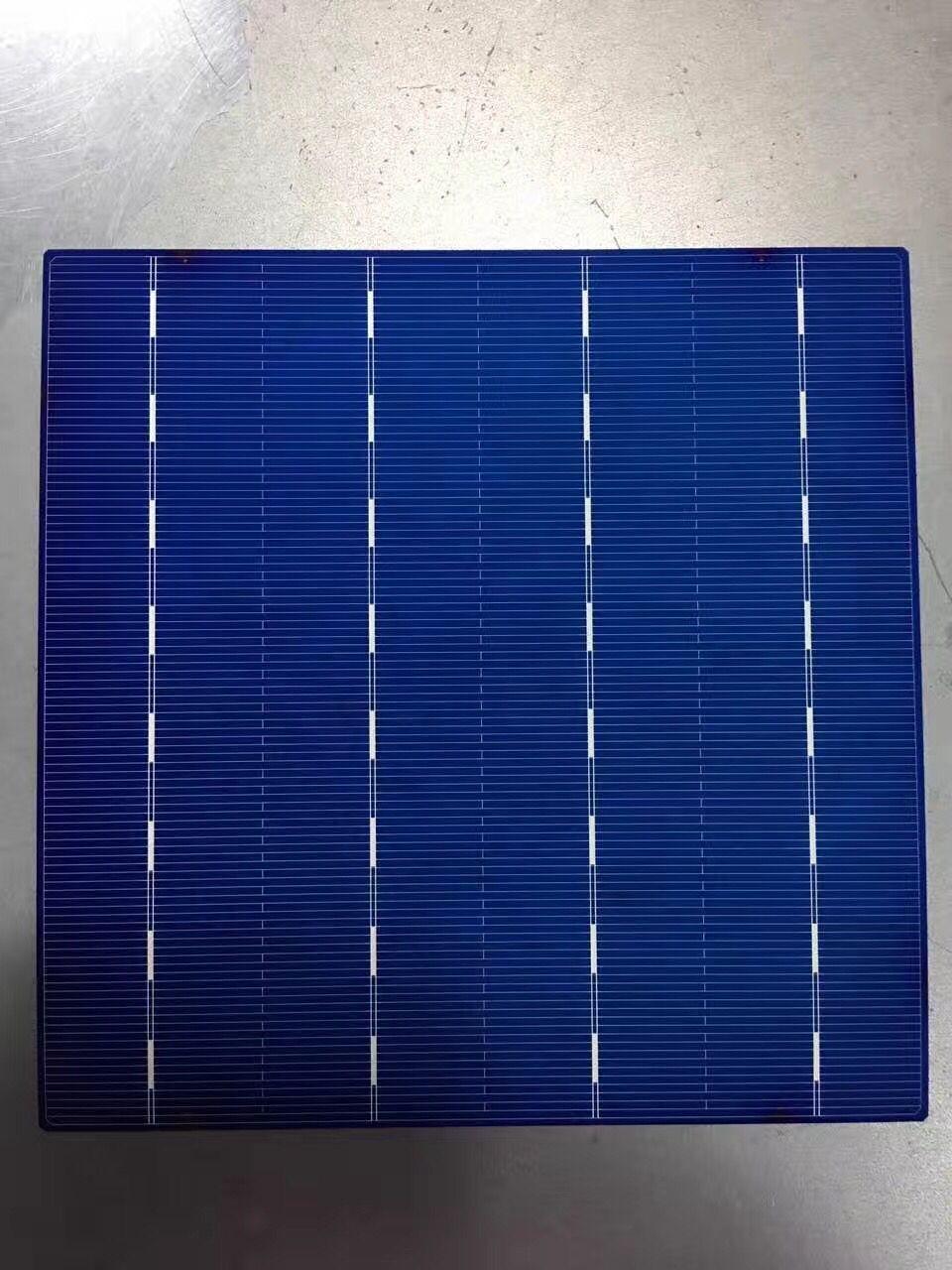 Promotion 50pcs 18 4 4 4W 156mm 4BB polycrystalline Solar cell for DIY solar panel