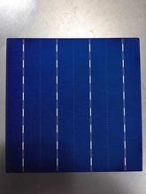 Promotion!!! 50pcs 18.4% 4.4W 156mm 4BB polycrystalline Solar cell for DIY solar panel