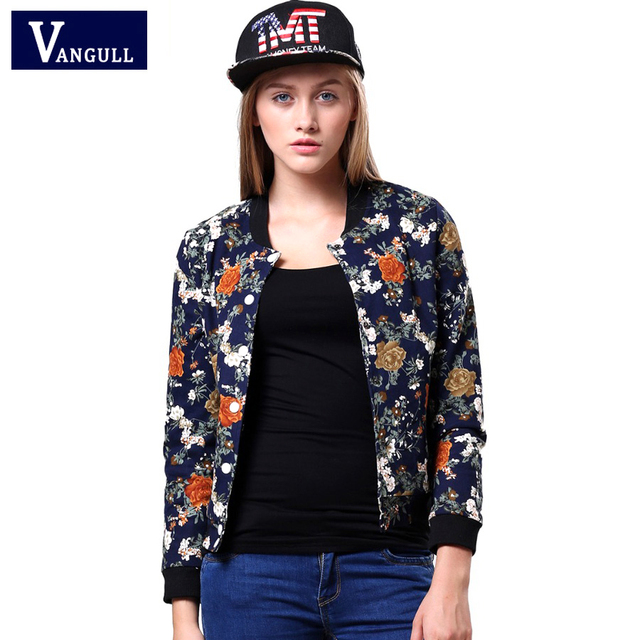 2018 Dicetak Model Fall Modis Liar Ramping Short Jaket Bisbol Seragam  Lengan Panjang Jaket Wanita Cardigan e0bb1e15c2