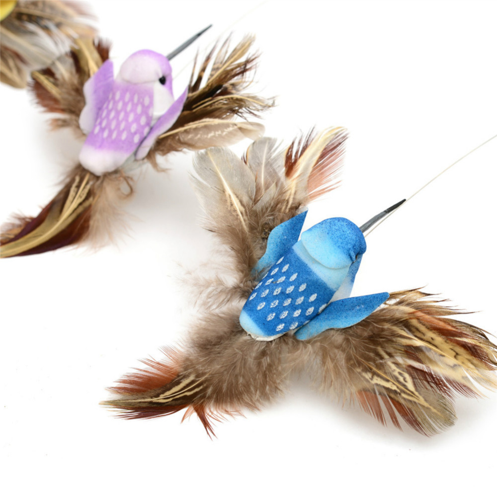 Electric Flying Bird Cat Toy 50 Off Today Free Shipping