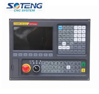 Easy operation 3 Axis lathe CNC Controller replace mach3 cnc controller
