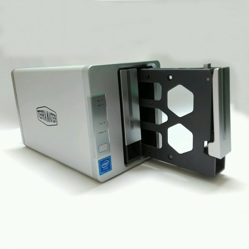 wholesale 2bay NAS personal cloud storage 2Gb memory G-Ethernet port Rsync Ftp server Raid function BOD/Single Safe module
