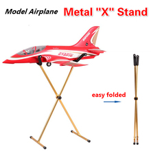 RC Airplane Aircraft Plane Model Holder Carrier X Display St
