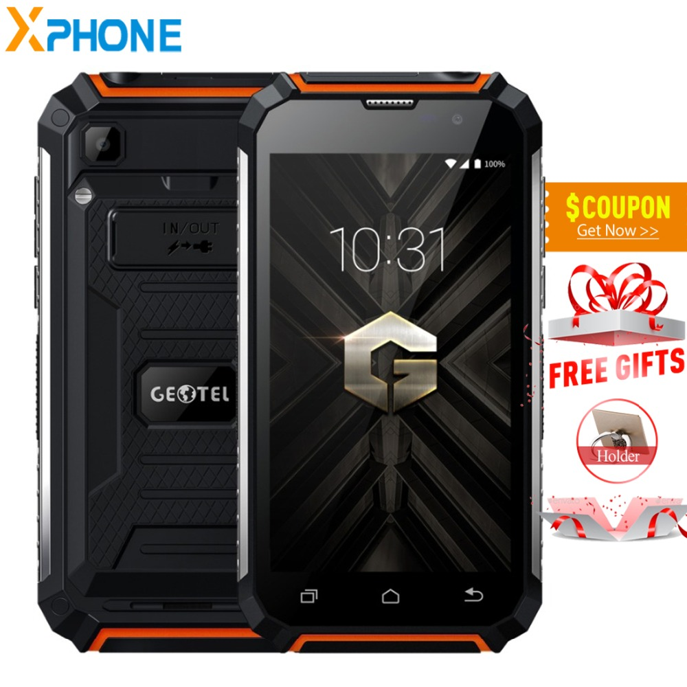 Face Unlocked 4G Smartphone 4GB RAM 32GB ROM 6 1 Water Drop Screen MT6737 Android 6