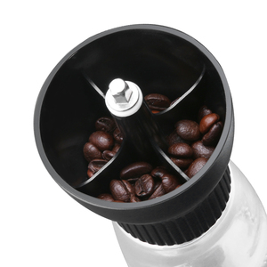 Image 4 - EASEHOLD Portable Manual Coffee Grinder Spice Herb Pepper Mill With Professional Conical Ceramic Burrs Class Housing
