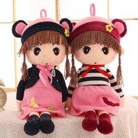 Quality Cute Girls Dolls Fantasy Stuffed Baby Girl Dolls Pretty Plush Wedding Rag Doll Girls Cloth Dolls Birthday Christmas Gift
