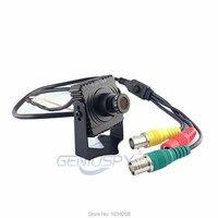 มินิHD SDI 1080จุดกล้องวงจรปิดเฝ้าระวังVideoกล้อง2.1MP CMOS
