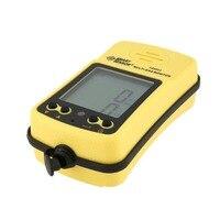 SMART Сенсор AS8903 Высокочувствительный угарного газа Сенсор монитор ЖК дисплей Дисплей 2 в 1 угарного газа/сероводород детектор