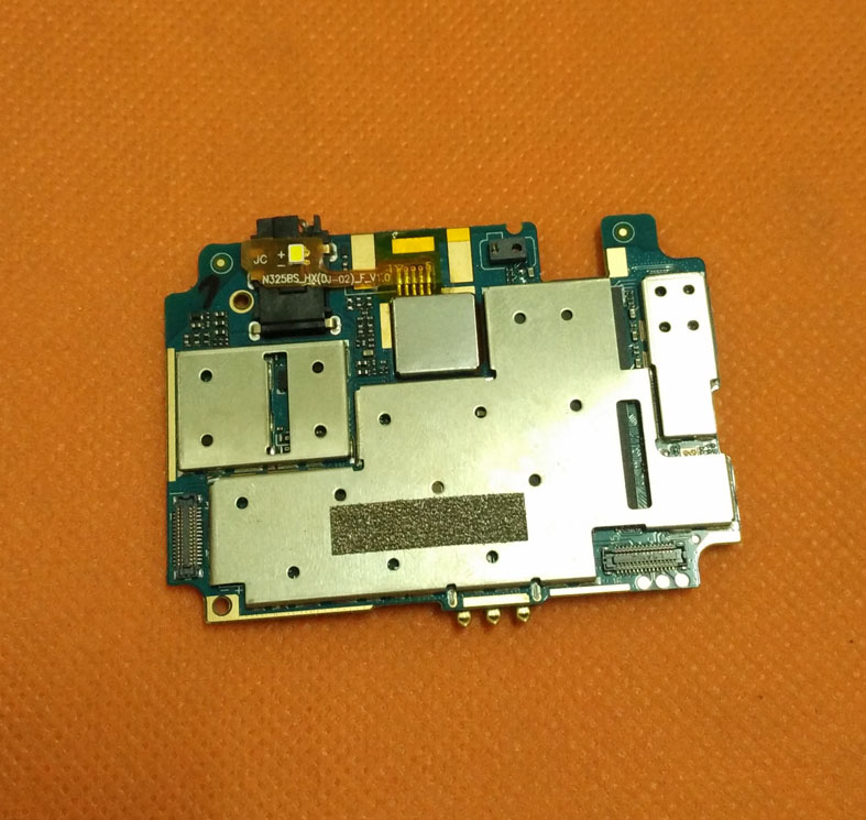 Original mainboard 3G RAM+16G ROM Motherboard for UMI Rome MTK6753 5.5 inch 1280x720 HD Octa Core Free shipping