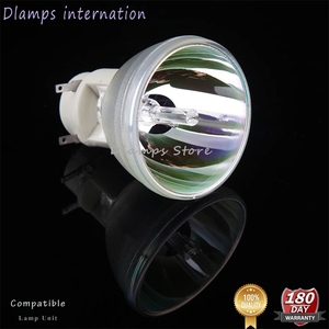 Image 5 - High quality P VIP 180/0.8 E20.8 SP.8LG01GC01 DS211 DX211 ES521 EX521 PJ666 PJ888 Projector bare lamps for OPTOMA
