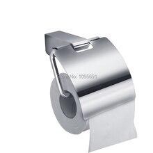 Аксессуары для ванной комнаты Твердой Латуни Медные Chrome Готовые Держатель Туалетной Бумаги, Рулон Бумаги Стойки, Ванная Комната Product-8051