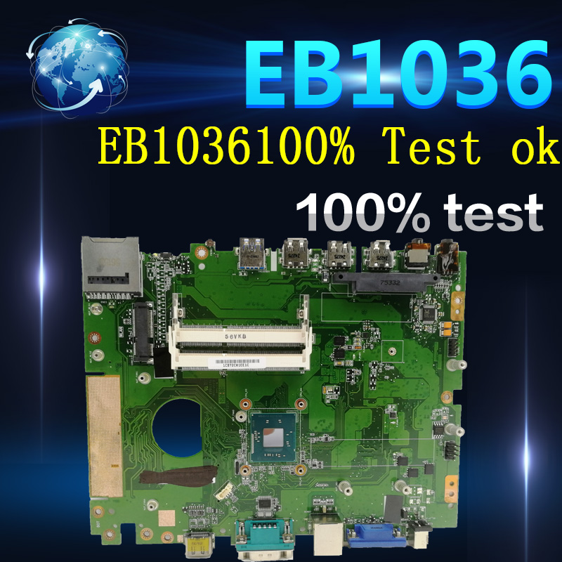 Amazoon  Original All-in-one motherboard For ASUS EB1036 EB103 mainboard 100% Test ok Works J1900 cpuAmazoon  Original All-in-one motherboard For ASUS EB1036 EB103 mainboard 100% Test ok Works J1900 cpu