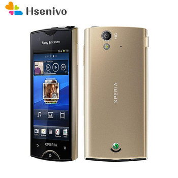 ST18 Unlocked Original st18 st18i Sony Ericsson Xperia Ray St18i 3.3 Inches Touch Screen 8MP Camera Android Mobile Phone