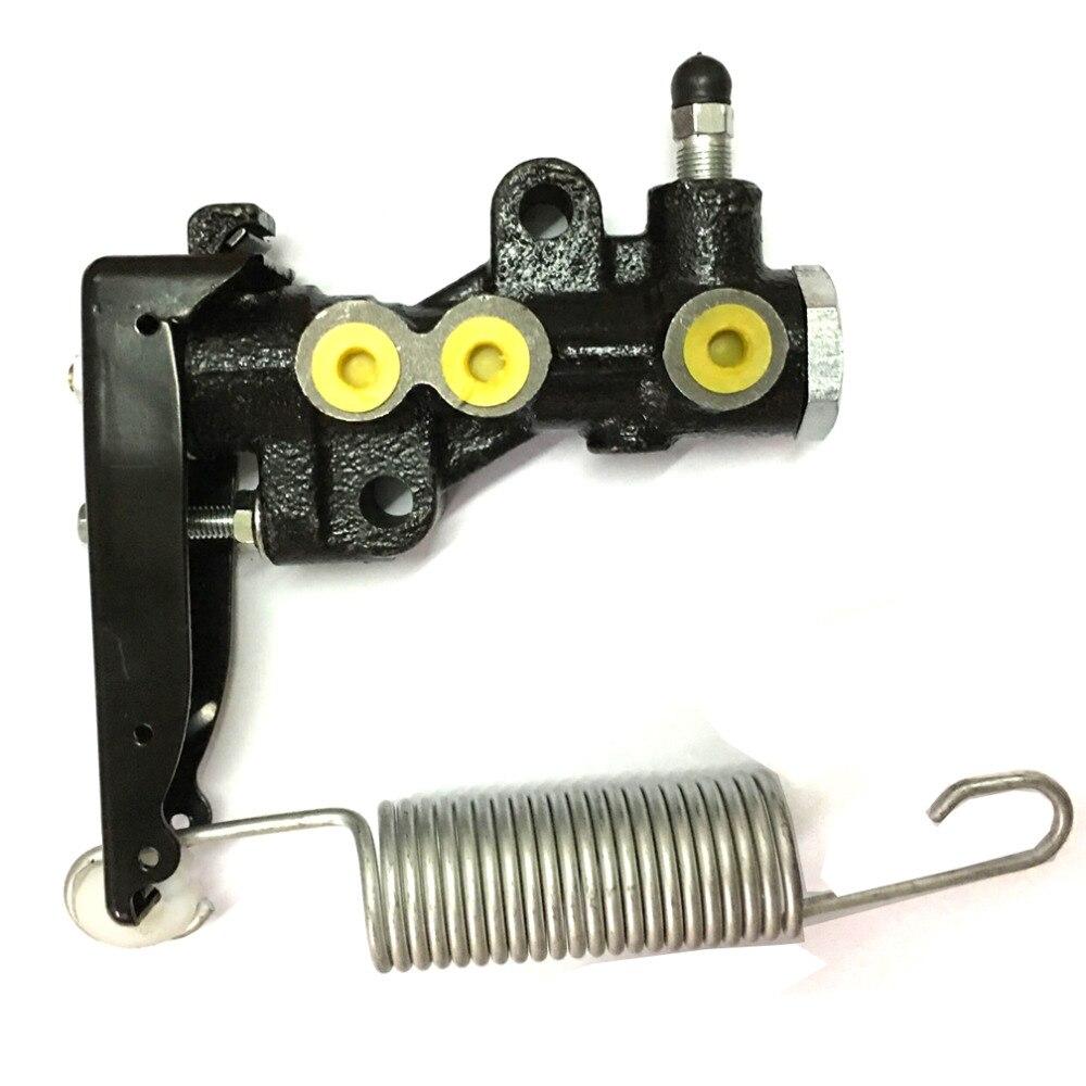 1 шт. тормозной клапан с датчиком нагрузки, подходит для L200 Triton 4WD 2.0L 2.5L 2.8L 3.0L K22T K24T K32T K33T K34T K35T K74T K75T K76T K77T 88-07