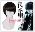 New arrival 20-25cm Short Black Tokyo Ghoul Men COSPLAY wig ZY81