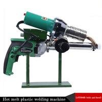 LST600B with anti hood) Hot Melt Plastic Welding Machine 220V 800W