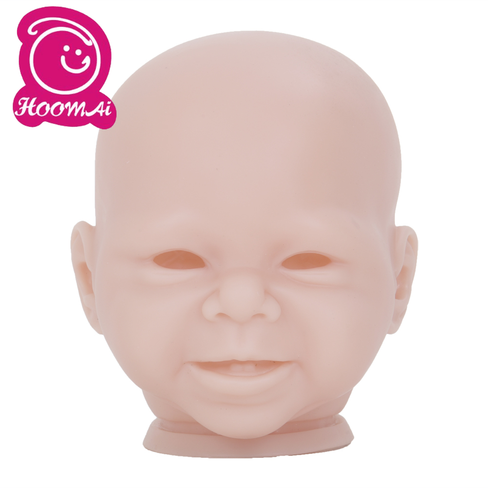 Unpainted 20inch Reborn Limb /& Cloth Body Silicone Baby Doll Mold DIY Making
