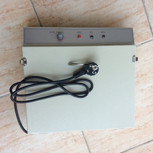 mini exposure unit for pad printing and hot stamping polymer plate