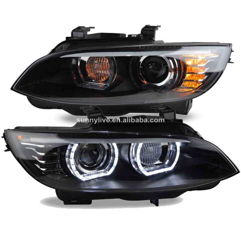 2006 2012 Year For BMW M3 E92 E93 LED Headlight SN-in Car ...