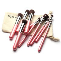 Superior Professional Soft Cosmetic Make Up Brush Set Woman S Toiletry Kit 10 Pcs Set Makeup