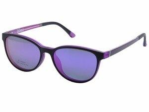 Image 4 - DEDING משקפיים עם מגנטי קליפ על משקפי שמש קוצר ראיה נהיגה משקפיים מקוטב משקפי שמש קליפ על שמש משקפיים DD1404