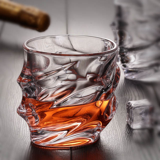 7406989f6b6 placeholder 1Pcs Whiskey Glasses Premium Lead-Free Crystal Glass Cups Large 10  oz Tasting Tumblers for