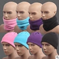 New Hot Winter Beanies Solid Color Hat Unisex Warm Grid Skiing Beanie Skull Ski Cap Hats Scarf Touca Gorro Caps For Men Women