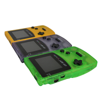 Multi person games console Portable 188 in 1 games 8 bit handheld game player out for adults and children gift