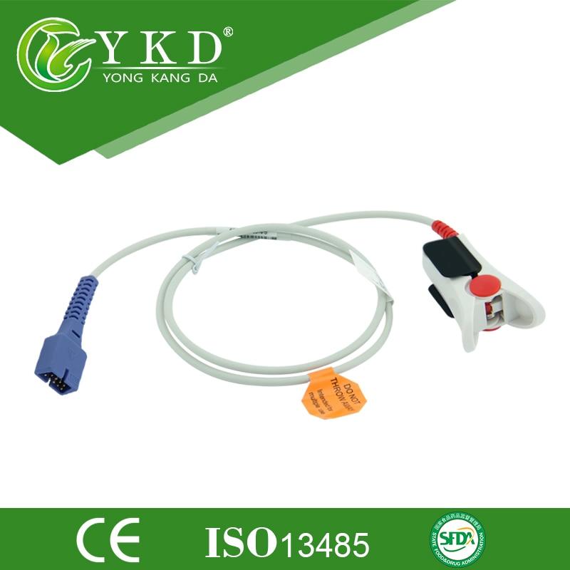 2 шт. / Лот 9 контактний роз'єм Nellcor DS-100A - Інструмент для догляду за шкірою