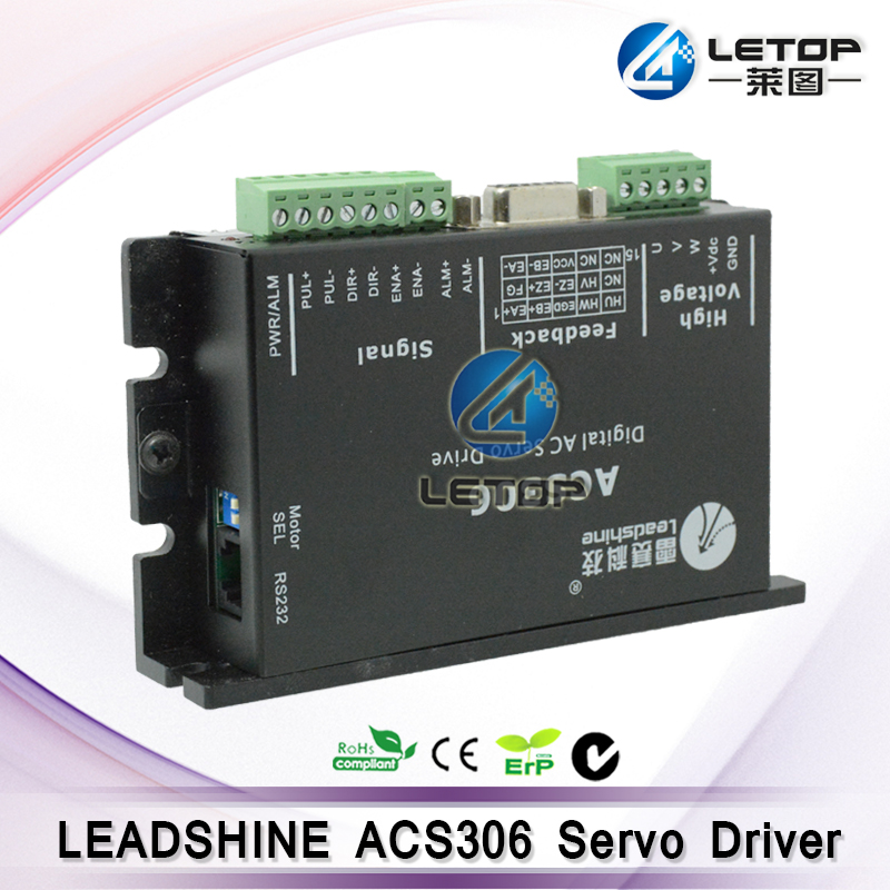 цена на Brand New! LEADSHINE ACS306 Servo Driver for the solvent inkjet printer