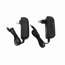 1PCS AC 90-240V LED EU US Driver to DC 12V 3A 36W adapter charger Power Supply Adapter for 5050 3528 Led Strip Light цена