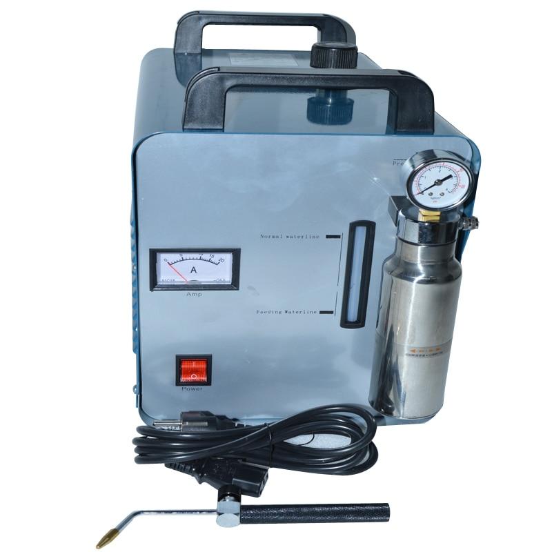 220V High power H180 acrylic flame polishing Electric Grinder Polisher machine Acrylic flame polisher 600W 95L