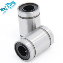 Free Shipping ! 12pcs/lot LM8UU 8mm Linear Bushing CNC Linear Bearings