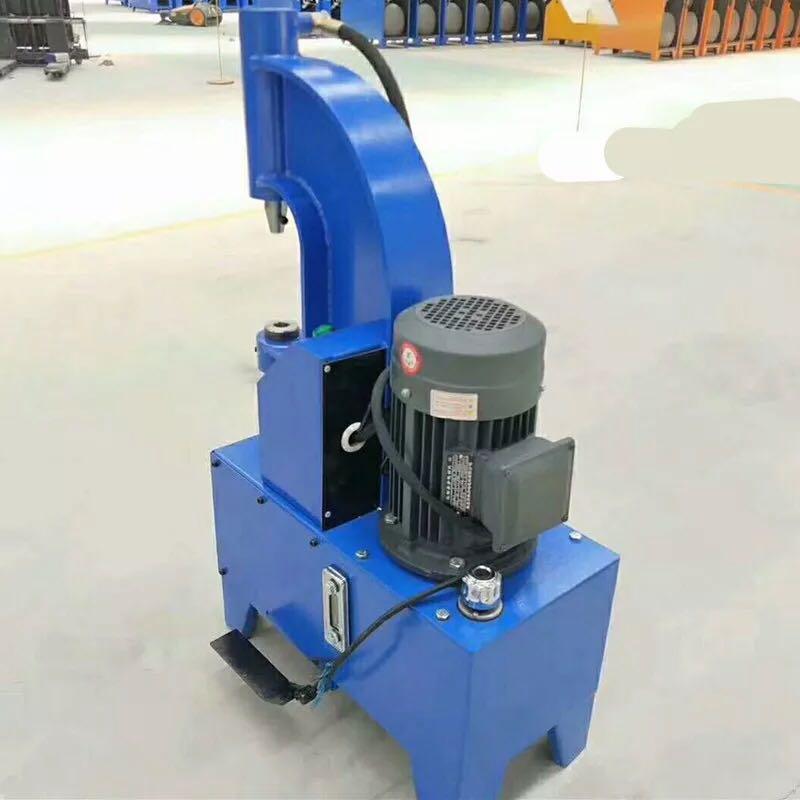 Electric hydraulic rivet machine ...