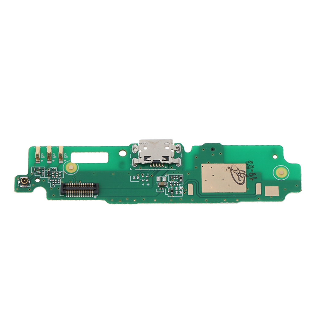 Microphone Module USB Charging Port Board Flex Cable Parts For Xiaomi Redmi 3S
