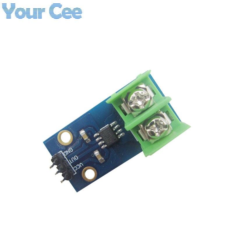 5A диапазон зал Текущий Сенсор модуль ACS712 модуль 5A ACS712ELCTR-05B