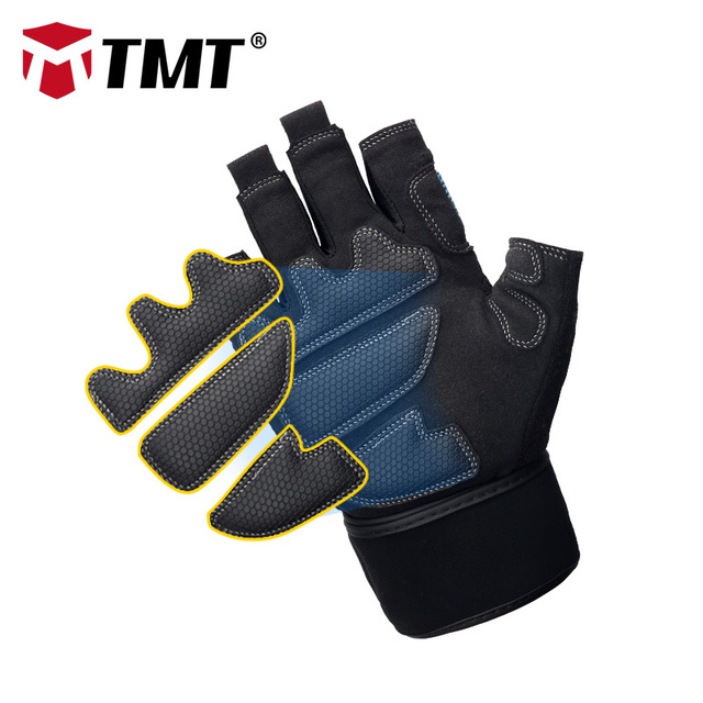TMT Fitness Gym Gloves  2