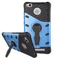 Для xiaomi redmi 3pro вращаться на 360 градусов стенты броня пк и тпу телефон случае redmi 3pro чехол